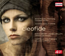 JOHANN ADOLF HASSE CLEOFIDE - 379